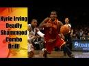 Kyrie Irving Ball Handling Drills Workout - Best Dribbling Ankle Breaker Crossovers (Shammgod)