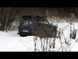 Видео доступно по ссылке в описании! НИВА по снегу. В тему давления в шинах. Extreme 4x4