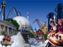 Самый большой в Европе парк развлечений Европа-парк в Германии