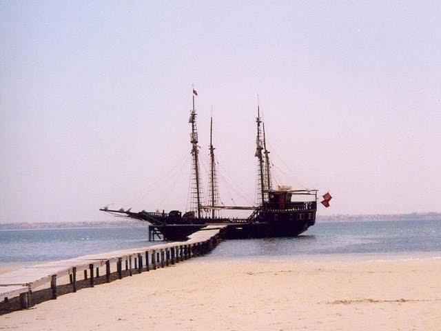 Острова Средиземного моря: Остров Джерба Тунис: Остров окутанный мифами