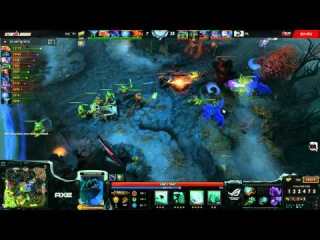 Na`Vi vs PR, SLTV Europe Season 11, Day 27, Game 5