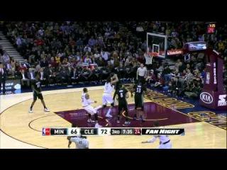 HD Minnesota Timberwolves vs Cleveland Cavaliers   Full Highlights   December 23, 2014   NBA