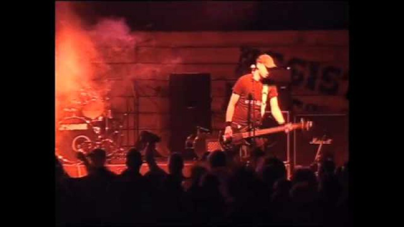POPPERKLOPPER - LIVE @ RESIS TO EXIST 2008 (LIVE VIDEO) - Aggressive Punk Produktionen