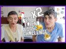 Best Friend Eggs Challenge x2 HalBer