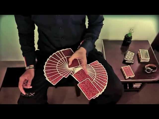 карточный виртуоз