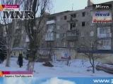 Массированные бомбежки в городах Донбасса за сутки унесли жизни семи человек