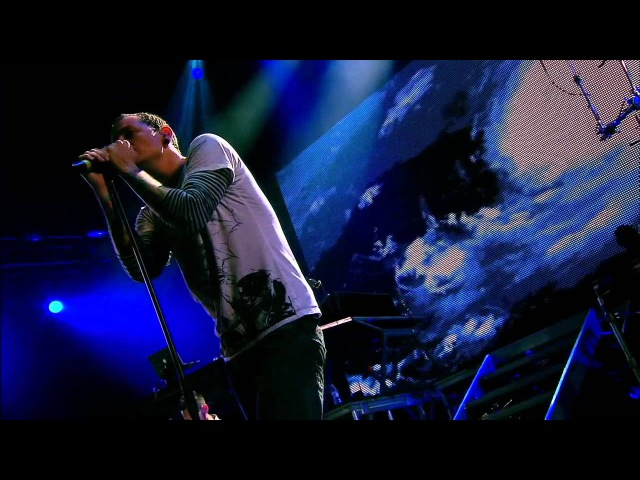 Linkin Park - The Little Things Give You Away ( Road To Revolution ) Live concert 720p