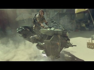 COD: Advanced Warfare Live Action Trailer 2014