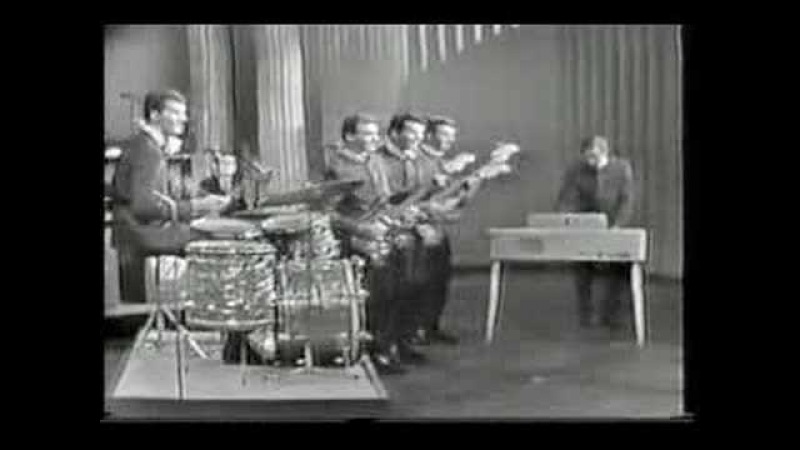 The Chantay's Pipeline Lawrence Welk Show 5 18 63