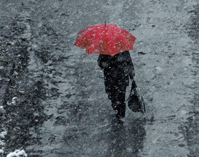 В Ростовской области возможен снег, но потепление начнётся завтра