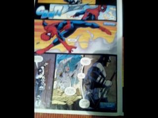 обзор комикса Marvel 2007г (Играй и учись с человеком пауком)№7 Дуэль под Солнцем