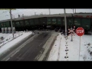 Подборка аварий на жд путях