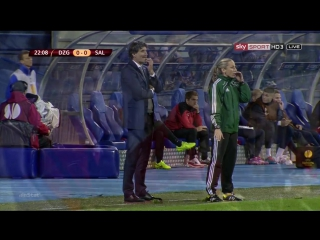 EL-2014-2015 Dinamo Zagreb - RB Salzburg 1