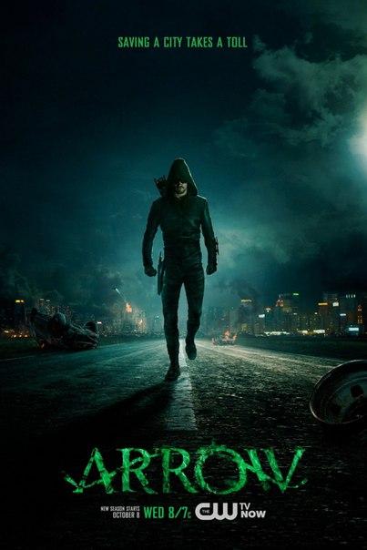 Стрела 1-2 сезон 1-23 серия Дубляж | Arrow