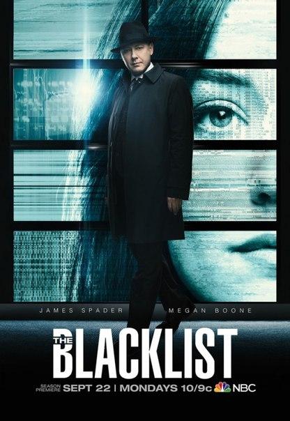 Черный список 1-3 сезон 1-18 серия SET | The Blacklist