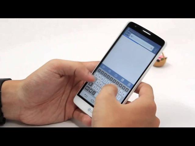 Видео обзор смартфона LG G3 Stylus