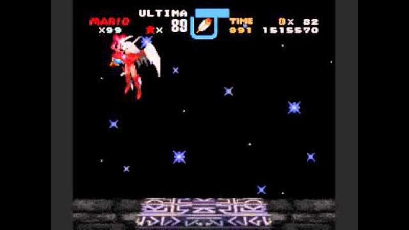 SMW Custom Music - Track 1715 (Final Fantasy IV - Golbez, Clad in Dark)
