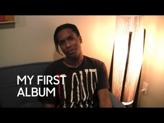 A$AP Rocky рассказывает о первом купленном им альбоме