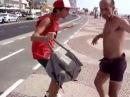 Рома Жёлудь танцует с дедушкой ! Acorn Dance!