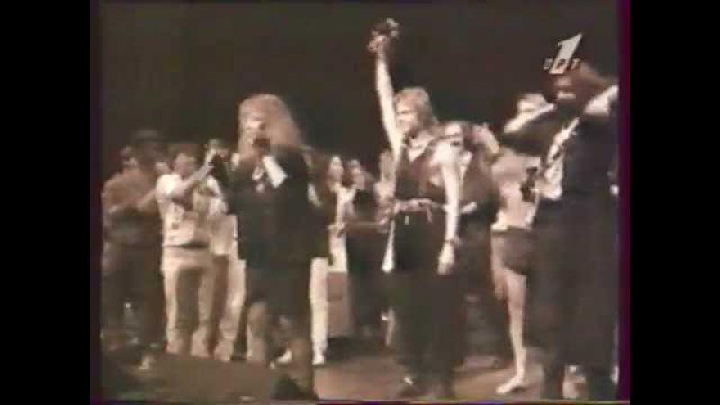 Алла Пугачева о первых гастролях в Америке (1988-1989)