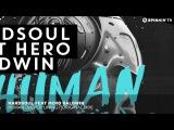 Hardsoul feat. Hero Baldwin - Human (Silver Lining) (Original Mix)