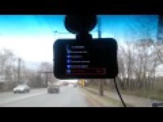 Обзор Видеорегистратора с Антирадаром Inspector Marlin http://darradar.ru