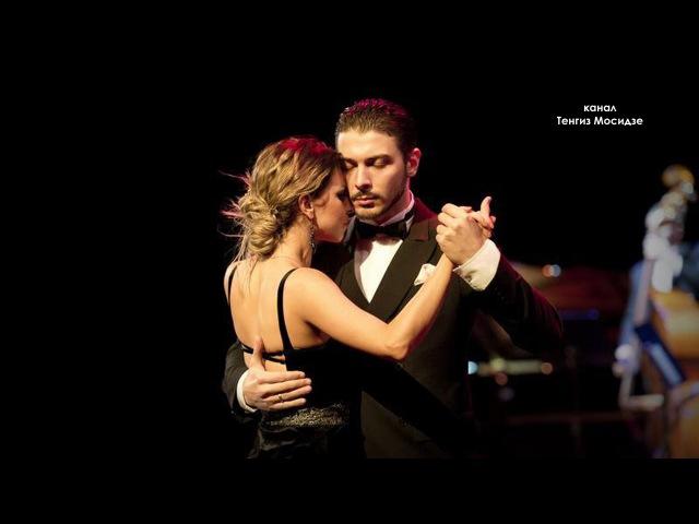 "Tango ""Primavera Portena"". Anna Gudyno Kirill Parshakov with ""Solo Tango Orquesta"". Танго 2015."