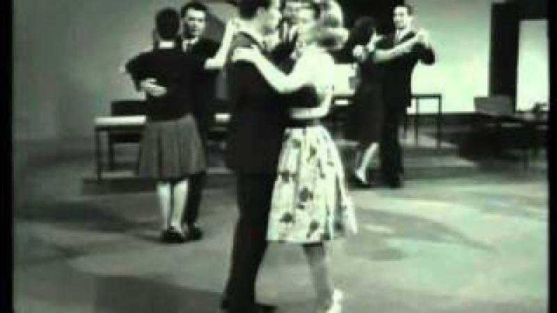 Tanzen mit dem Ehepaar Fern - Wiener Walzer 1965