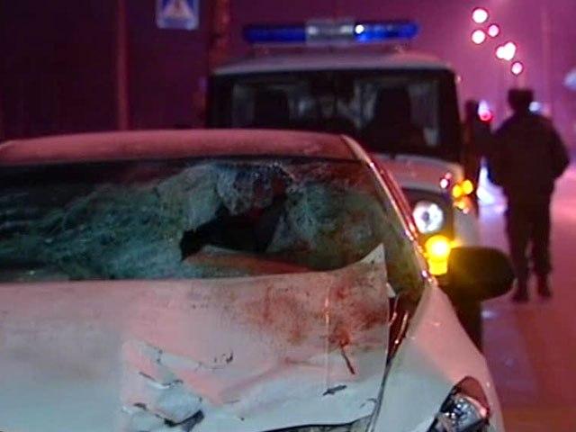 В Таганроге в районе «Электроники» водитель Kia Rio насмерть сбил женщину-пешехода