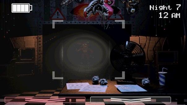 Если бы фнаф 3 был в реальной жизни 2 ночи - YouTube