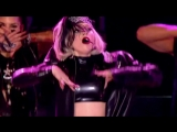 Lady Gaga - Alejandro, Poker Face, Telephone (Live @ BBC Radio 1's Big Weekend)