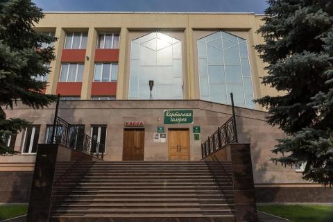 Жители Альметьевска пожаловались на отсутствие пандуса у Картинной галереи – «Народный контроль»