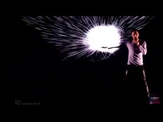 1 МЕСТО! Швеция. Mans Zelmerlow - Heroes Евровидение 2015 ФИНАЛ