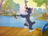 027 Cat Fishin [1947] Tom and Jerry by Fred Quimby Helloz Mousez