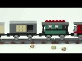 LEGO® Creator - Designer Jamie präsentiert Modell 31015 Lokomotive