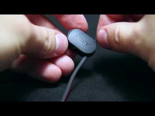Видеообзор Sony XBA-H1