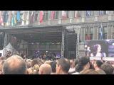Conchita wurst Antwerp gaypride 9-8-2015 Firestorm