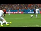 Футбол Ч.М.  Красивые моменты и голы.