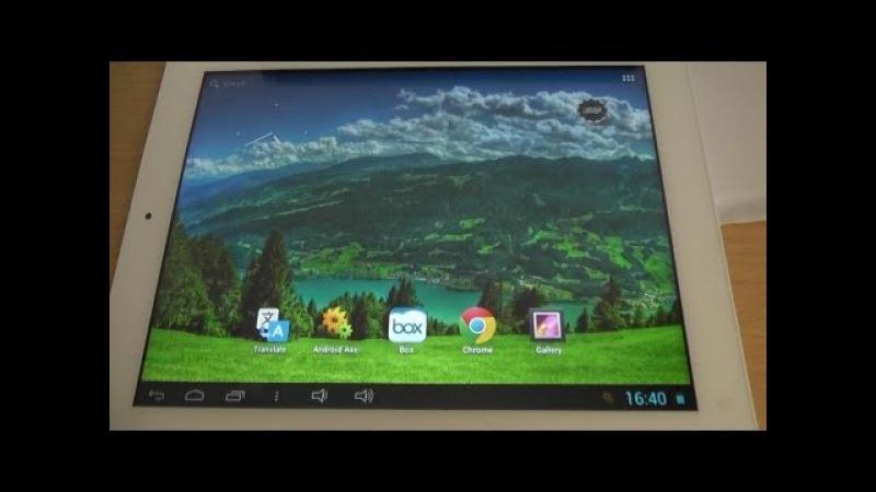 Teclast P98 Quadcore Android Pad