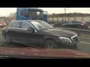 ДТП на ТТК в Москве.Авария с грузовиком.