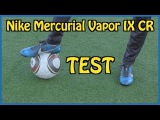 Nike Mercurial Vapor 9 Galaxy TEST | NEW Cristiano Ronaldo Boots 2013 | by 10BRA
