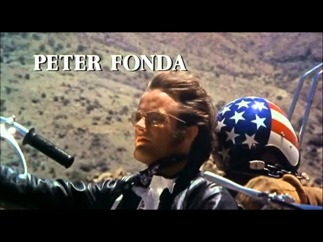 Easy Rider - Intro - Born to be wild!