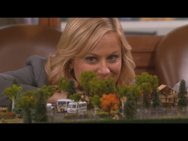 Parks and Recreation - Pawnee Forever (tribute video)