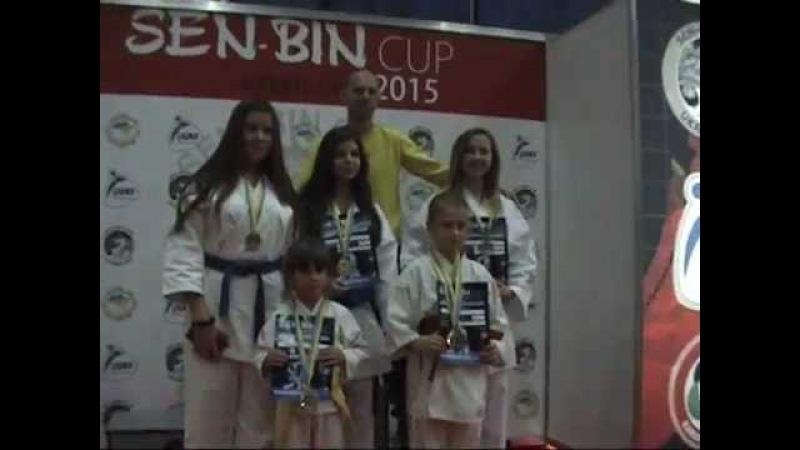 Sen-Bin open 2015 WKF Київ