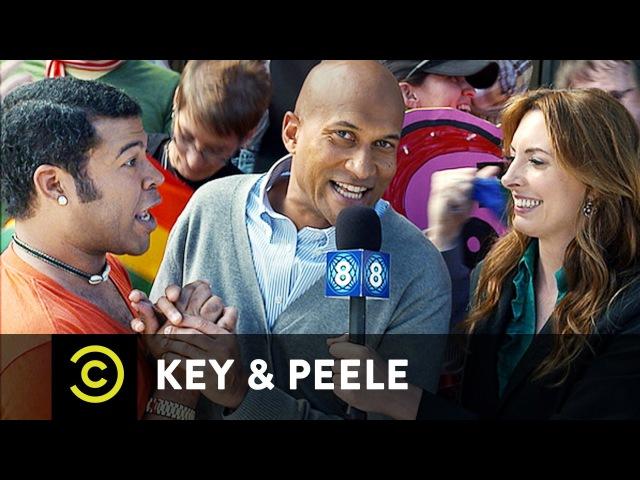 Key Peele - Gay Marriage Legalized