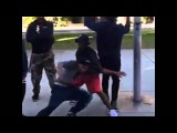 King Bach Vine - When people don't really want to fight