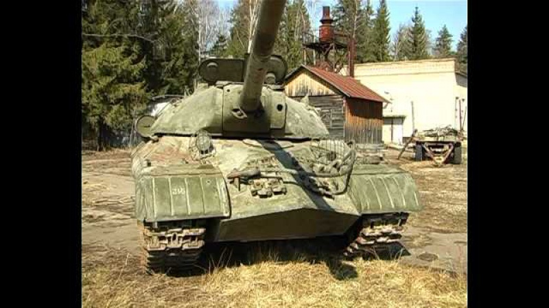 Матчасть Полигон К Дню Танкиста Тест-драйв Танк ИС-3 / IS-3 Расширенная Версия | Обзор, история создания |