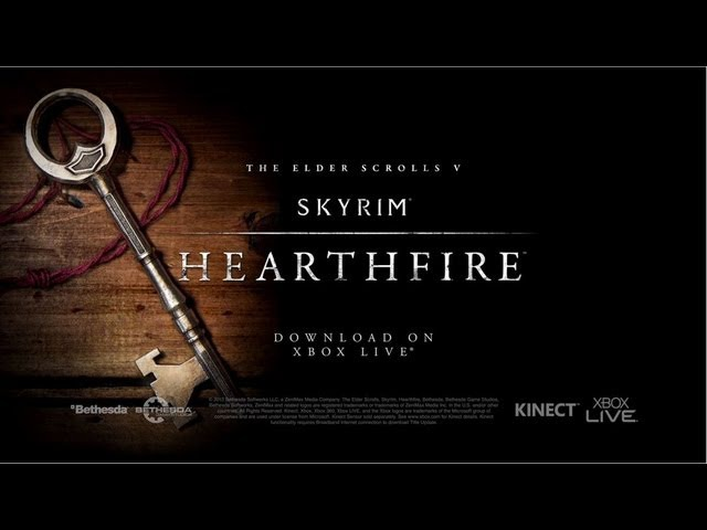 The Elder Scrolls V Skyrim Hearthfire Official Trailer