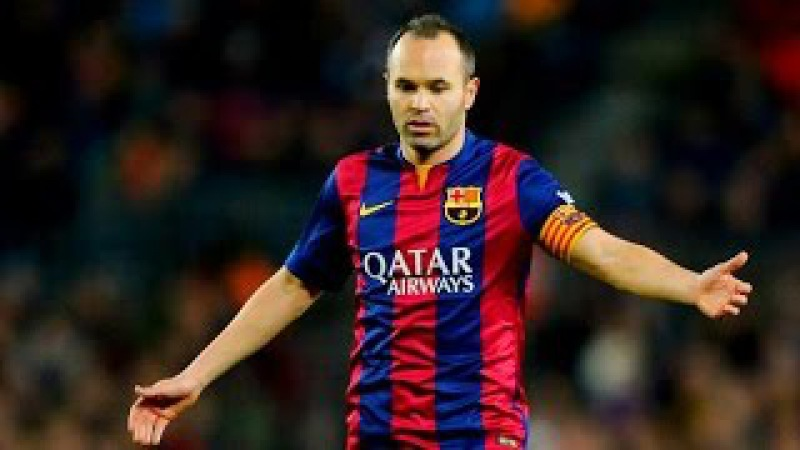 Andres Iniesta ● Crazy Ilusionista Show ● 2014-2015 ● HD