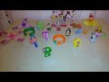 4 часть Коллекция Барби 2014 (Barbie), Киндер Сюрприз